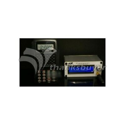 2018 140MHZ-4400MHZ 5dBm RF Signal Generator Signal Source With Battery + Case