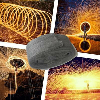 Photography Props Steel Wool Metal Fiber Shoot Fireworks Light Painting Set
