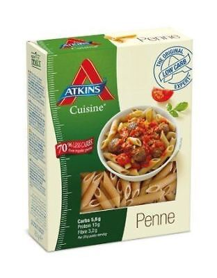 Atkins Cuisine Penne Pasta 250g (Pack of 8)