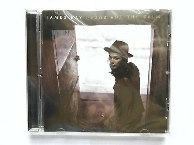 James Bay - Chaos and the Calm CD NEW & Sealed