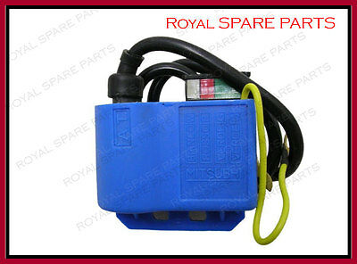 Vespa Ignition Coil 12 V Electronic CDI ET3 PK PX PXE T5