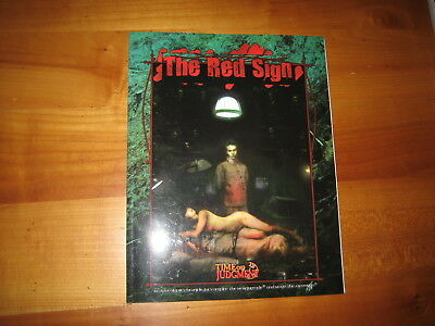 The Red Sign Vampire The Masquerade Mage The Ascension White