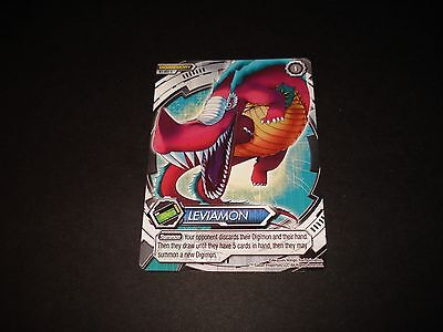 Bandai Digimon Card B1-055 U Leviamon-Free Shipping-Great Condition