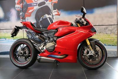 2015, 15 Ducati 1299 Panigale S Red