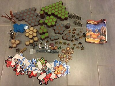 HeroScape The Battle Of All Time Set 2nd Edition Valhalla