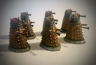 Doctor Who Into The Time Vortex - Exterminate Plastic Daleks