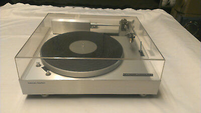 HARMAN KARDON Rabco ST-7 Vintage Turntable SERVICED & TESTED!! NICE!!
