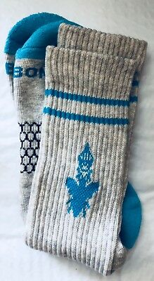 (3) Brand New Bombas Men's Socks Large With Tags 3 pairs/Lot