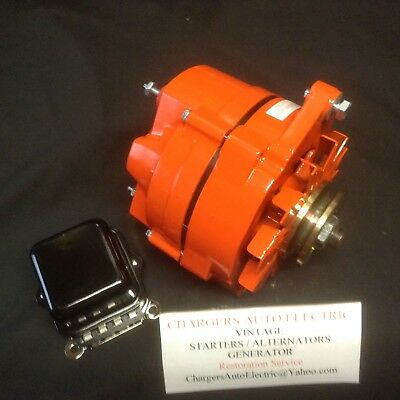 RESTORATION SERVICE FOR Your Corvette Alternator With Numbers ...