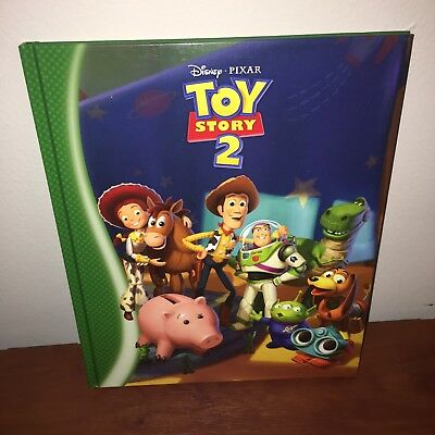 Kohl's Cares Disney Toy Story 2 Hardcover Book NEW