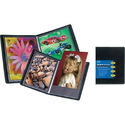 Presentation Display Portfolio Book 24 Pages Art Work Photo Storage 11 x 14in.