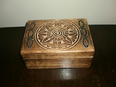 Brand  New  Rectangle  Wooden  Box