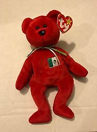 Beanie Baby Osito the Bear With Tags TY 1999