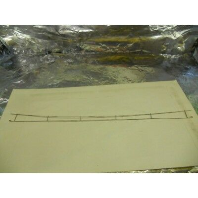 ** Vollmer 8013 Contact Wire 200mm (1 piece) N Scale