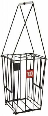 Wilson Tennis Ball Collection Pick-Up Basket (75 Capacity)