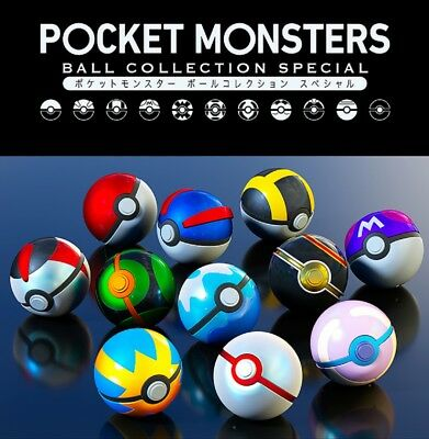 [New] Pokemon Pocket Monsters Ball Collection SPECIAL Premium BANDAI Limited F/S