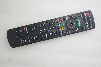 Remote Control For PANASONIC TH-P46S10A TX-L42ETW50 N2QAYB000717 TV