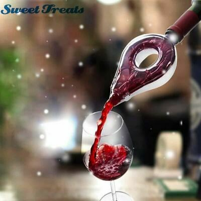 Wine Decanter Magic Decanter Essential Wine Quick Aerator Pour Spout Decanter