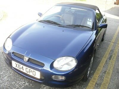mgf  stepspeed automatic  12 months mot