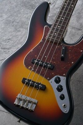 Fender CS: Electric Bass 1964 Jazz Bass NOS 3TS NEW#2