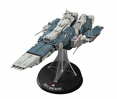 Hasegawa Macross SDF-1 Macross fortress ship w / Prometheus and Daedalus 1/