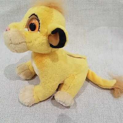 Simba TALKING From The Lion King By Disney new