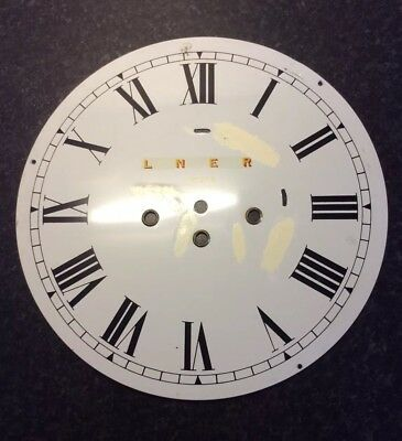 LNER No. 234 Clock Dial For Restoration