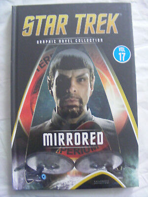 Idw Star Trek Graphic Novel Collection Vol Issue 17 Mirrored