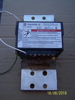 New Square D Masterpact Powerpact Neutral Current Transformer 2500-3200 S48182