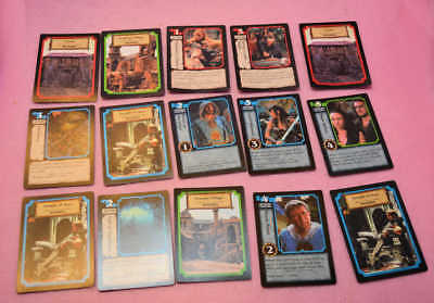 XENA TCG CCG 1998 Card Game ARC System Wizards of the Coast 59 Cards M/NM