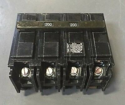 EATON ITE/Siemens 200 Amp 2 Pole 120/240 Volt EQ9685 Main Disconnect with Buss