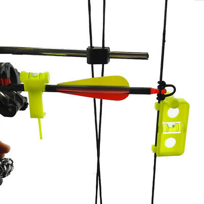 Archery Bow Tuning Mounting String Level Combo Compound Bow Hunting Sports 1PC