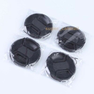 4PCS New 82mm Front Lens Cap for CANON & SONY & Nikon Free shipping