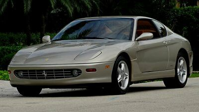 2000 Ferrari 456 SEE FULL ITEM DESCRIPTION BELOW 2000 FERRARI 456M GTA ULTRA LUXURY SPORT COUPE WITH 18,000 WELL MAINTAINED MILES