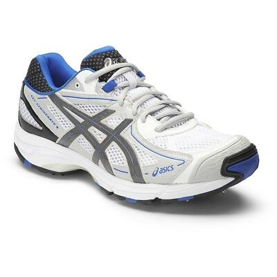 ASICS GEL-STRIKE RATE 4 (2E) CRICKET SHOE SPIKES Size US 13 2E BRAND NEW