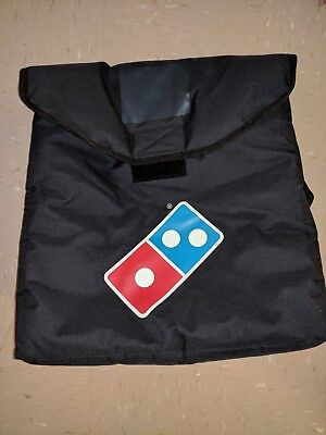 Dominos Insulated Delivery Bag Velcro