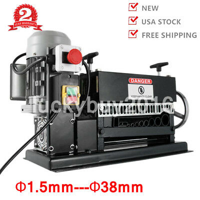 AMWS-38 Steel Dragon Tools Manual & Automatic Wire Stripping Machine Stripper