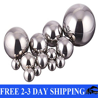 Dent Repair 14 Piece Ball Set / Solid Steel Balls For Magnetic Brass Instrument