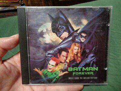 BATMAN FOREVER_Soundtrack_used CD_ships from AUS!_zz143_Y11