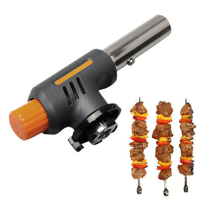 BBQ Lighter Multi Purpose Torch Automatic Piezo Electronic Ignition Butane Gas
