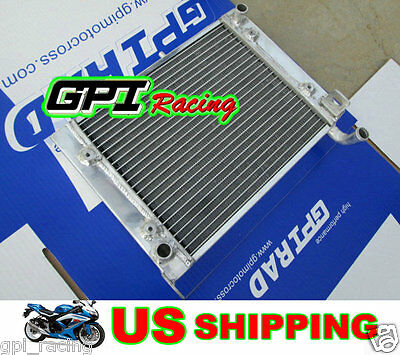 Aluminum Radiator for Can-Am CAN AM DS250 DS 250 2006-2012 07 08 09 2010 2011 US