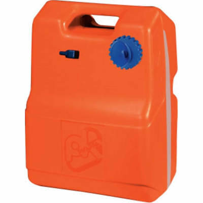 TR.EM. Fuel Tank 23 Liter Fuel Lt Pk 23 Approved Nautical