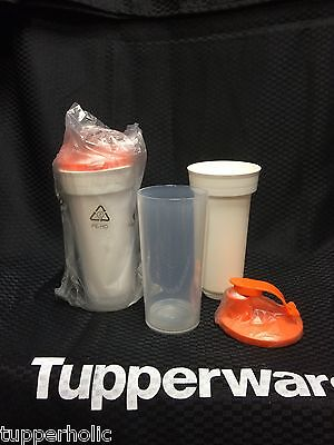Tupperware Fun Cups - Set of 2 - BRAND NEW