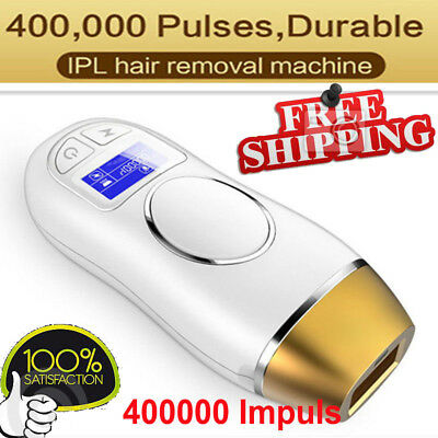 400000 Impuls IPL Laser Permanent Hair Removal Machine Device Epilator DAMO