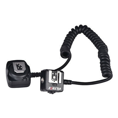 Viltrox SC-30 TTL Off-Camera Flash Hot Shoe Sync Cord Cable For Nikon Cameras SD