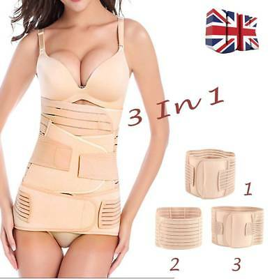 3 IN 1 Postpartum Support Waist Belt Shaper Recovery Belly After Pregnancy