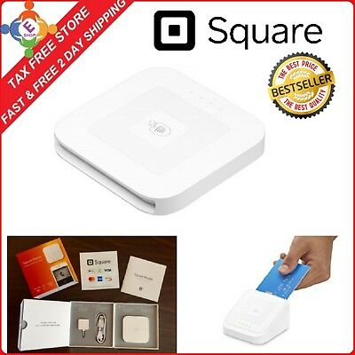 Universal POS Square Credit Card Reader Checkout Register Terminal Chip Swiper