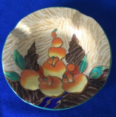 Vintage Art Deco Hand Painted Keeling & Co 'Losol Ware' Ash Tray