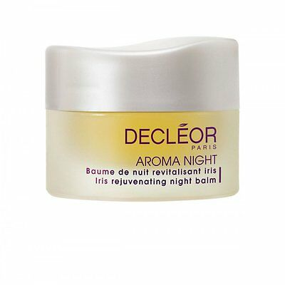 Decleor 15ml Aromessence Iris Night Balm - BRAND NEW AND SEALED - UK