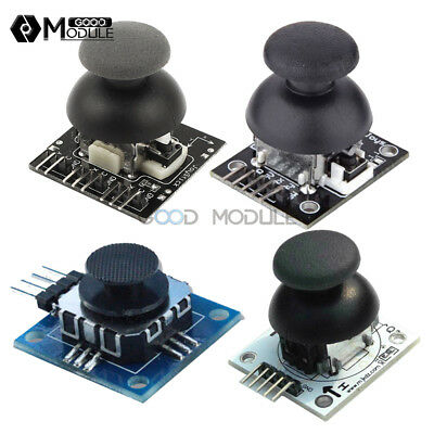 5/9Pin JoyStick Breakout Module Shield PS2 Game Controller Black/White
